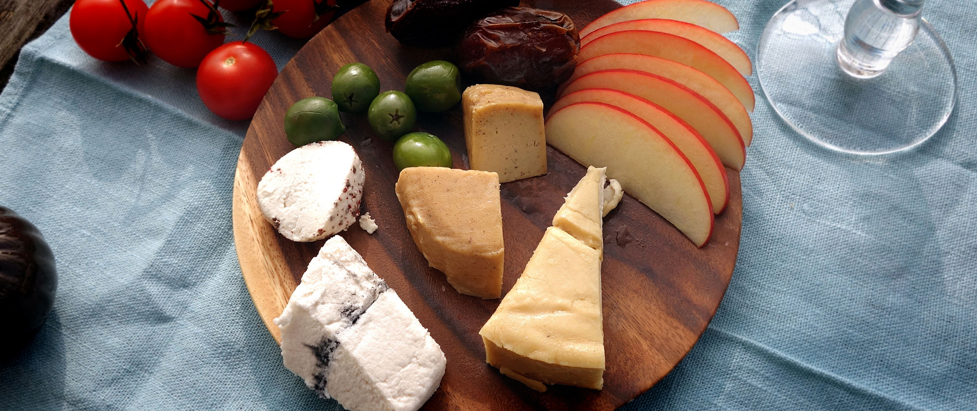 Vegan Cheese Selection